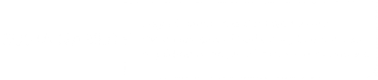 Legal Connect Sustainability